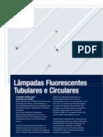 Catalogo Fluorescentes Tubulares e Circulares