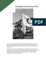 The Turkish Brigade in the Korean War