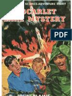 Rick Brant 13 Scarlet Lake Mystery
