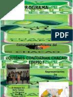 Chacao Limpio, Mención especial Comunidad Ecoeficiente 2009