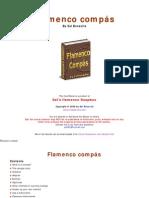 Flamenco Metronomo Flamenco Compas