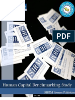 Human Capital Measurement Benchmarks-Pakistan