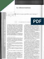 Dissertation, Extrait de Philo T L Nathan