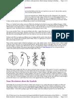 reiki symbols informations