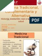 Medicina Tradicional Complement Aria y Alternativa