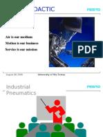 FESTO Basic Pnuematics