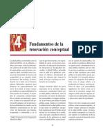 04 - Fundamentos de la renovación conceptual