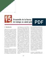 15 - Desarrollo de la fuerza de trabajo en en SP