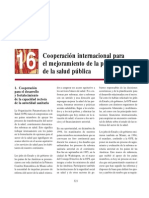 16 - Cooperación internacional para el mejoramiento de la práctica de la SP