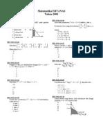 Matematika 2001