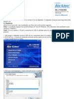 AirLive WL-1700USB Manual Portugues