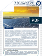 El Informativo Osinergmin Enero 2011 (Tarifa Rural Fotovoltaica