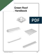 Green Roof Handbook 1008