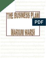 Boutiq Business Plan