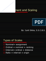 Measurement+and+Scaling