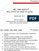 GK Seminar HK Arthur China