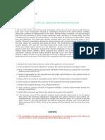 [Endoc.] Adrenocortical Adenoma & Hypercholesterolism