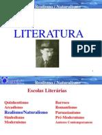 literatura Realismo-Naturalismo