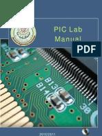 PIC Lab Manual