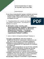 Exercicio de Revisao OSM N2 2009.2