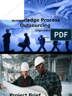 Knowledge Process Outsourcing-Balram Umesh Shougata