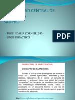 oaradigmassadproiodalia