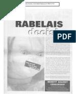Rabelais - Decision