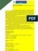 Boletim Iceresgate.com.Br 2011-10-16