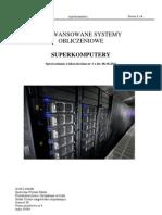 Superkomputery