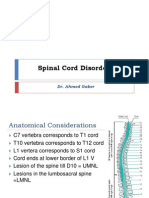 Spinal Cord Disorders
