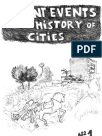 Recent Events in the History of Cities