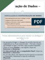 A - Configurar servidor para gestão de utilizadores I