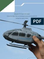EC135-papercraft