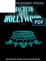 Macbeth Goes Hollywood Poster