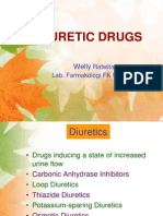 Diuretic Drugs