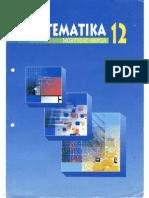 Matematika 12. Mokytojo Knyga