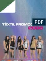 Textil Promocional 2008 bak