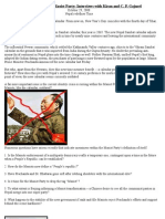 Identity Crisis for Maoist Party Nepal