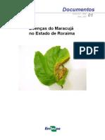 Doenças do Maracujá no Estado de Roraima