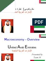 UAE Macroeconomics