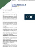 Bandi Attivi in Puglia - Bandi Attivi Puglia - Finanziamenti Puglia