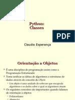 009 - Program an Do Em Python - Classes
