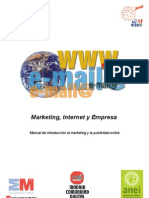 Marketing Internet y Empresa 1