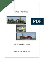FNDE-Manual de Projeto
