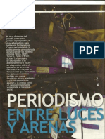 Periodismo entre Luces y Arenas