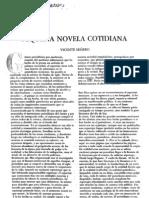 Leñero - Pequeña novela
