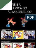 Leitura Critica Das Tirinhas Da Aline