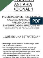 Estrategia Sanitaria Nacional 1
