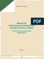 Manual to Avaliacao APS PCATool Brasil