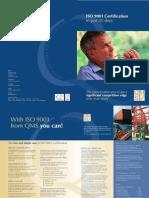 Iso 9001 Brochure